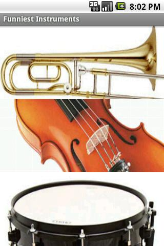 Funniest Instruments