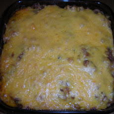 Wayne's Beef Macaroni and Cheese