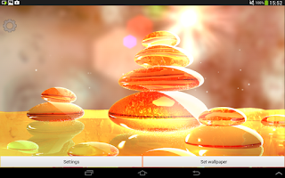 Screenshot of Galaxy S5 Fire Zen