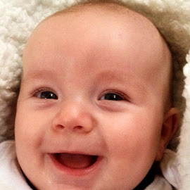 smiles by Lacey Murphy - Babies & Children Babies ( baby boy )