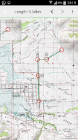 Screenshot of Canada Topo Maps Pro