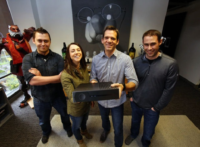 Valve unveils their prototype Steam Machine