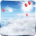 App Blue Skies Free Live Wallpaper version 2015 APK
