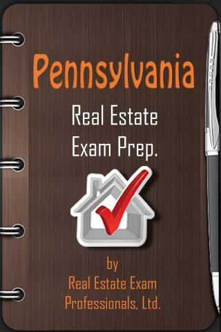 Pennsylvania Real Estate Exam