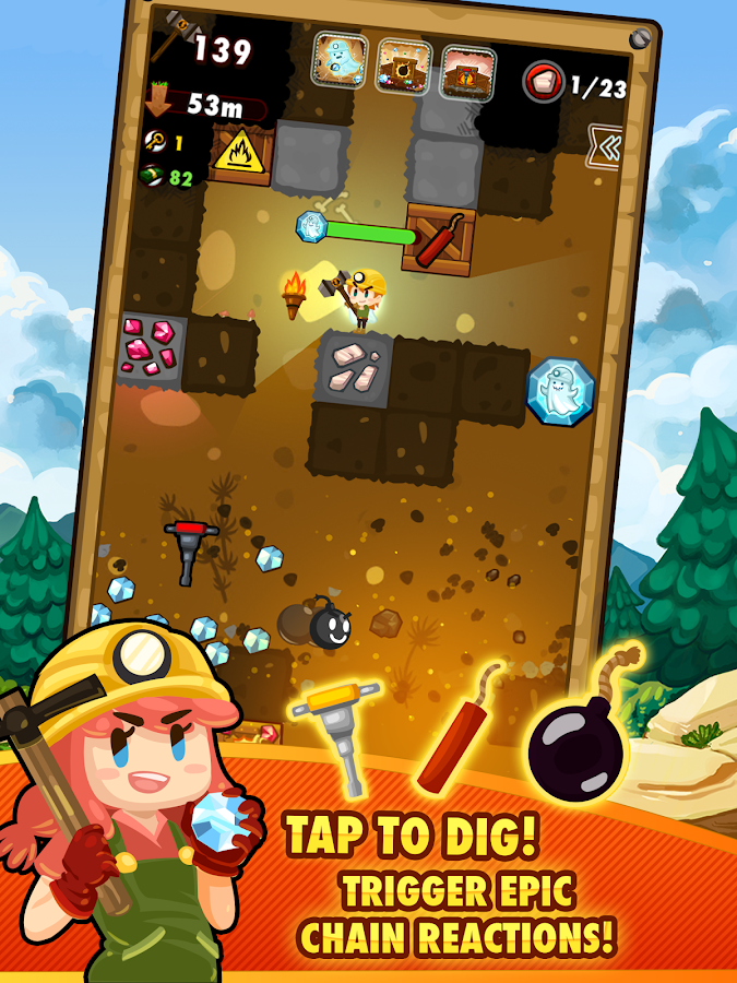 Pocket Mine 2 Screenshot 8