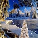 Snowy Snow - Live Wallpaper icon