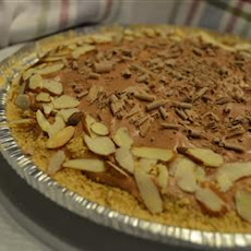 Chocolate Bar Pie I
