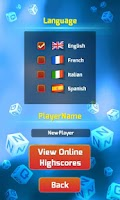 Screenshot of Word Search International