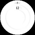 HiTechPilot Demo Clock icon