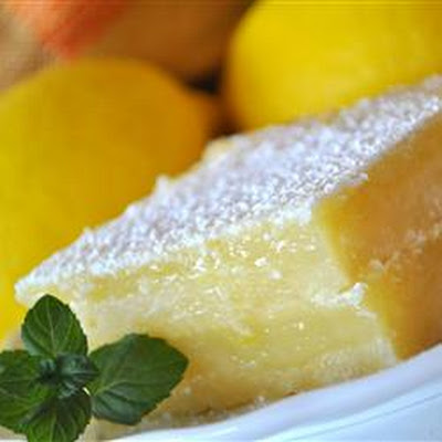 Lemon Pie Bars