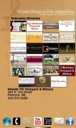 Nebraska Wineries