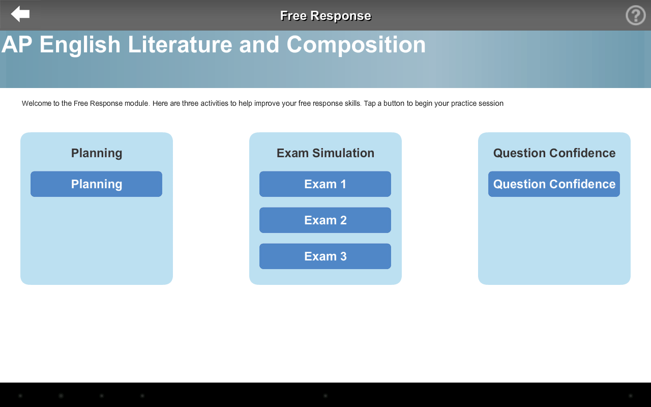 tips for ap english literature exam