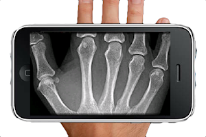 Screenshot of X-Ray Scanner (Pro Version)
