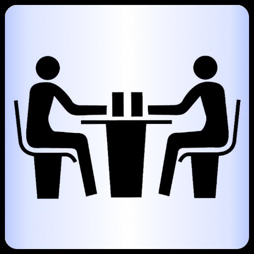 Restaurant Journal LOGO-APP點子