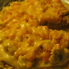 Turkey Enchilada Pie Weight Watchers