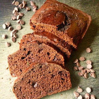 Chocolate Zucchini Carrot Bread