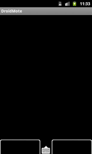 Droidmote beta