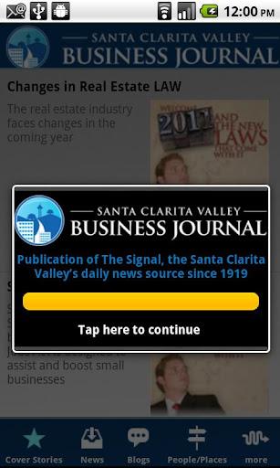 SCV Business Journal