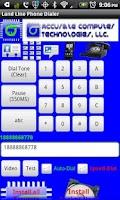 Screenshot of Land Line Phone Dialer Donate