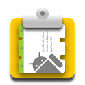 Contact to Clipboard icon