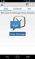 Screenshot of Message Delay Express
