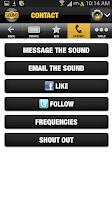 Screenshot of The Sound