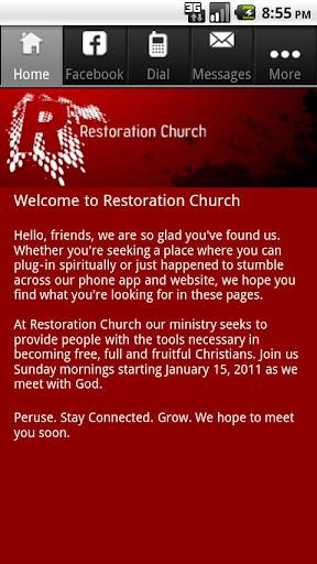 Restoration Church - Wichita