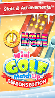 Screenshot of Mini Golf MatchUp™ Seasons