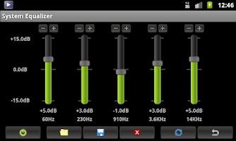 Screenshot of MyTunes Music Player Lite