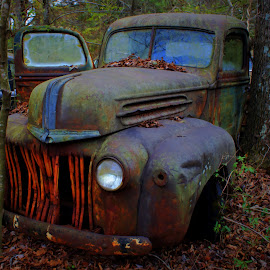 Pick'em Up Truck by Blaine Pratt - Transportation Automobiles