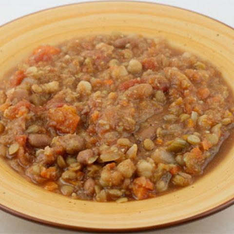 ... , Spiced Sweet Potato & Lentil Soup for the Crockpot Recept | Yummly