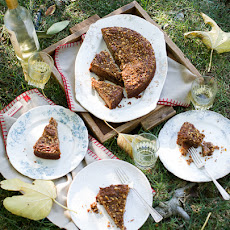 Apple Spiced Coffee Cake