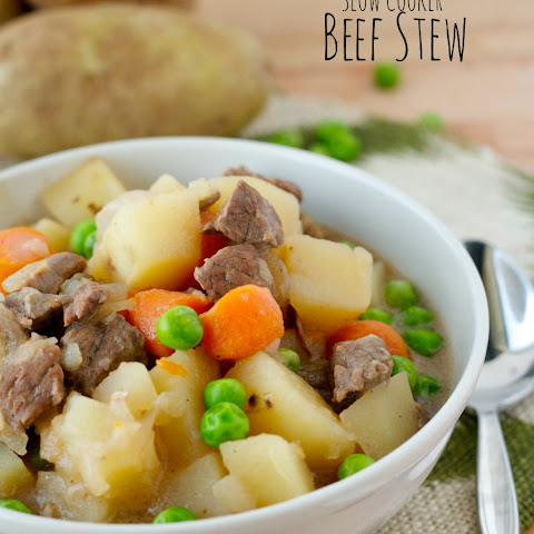 Ingredient Slow Cooker Stew Recipe | Yummly