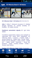 Screenshot of HC Košice