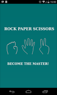 Rock Paper Scissors - screenshot