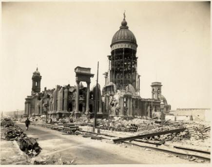 1906年美国旧金山地震