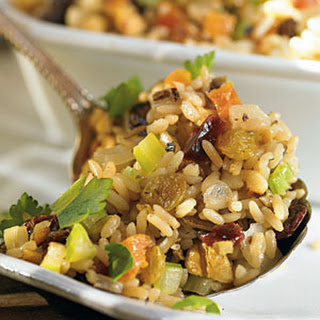 Fruit And Nut Rice Pilaf Recipes