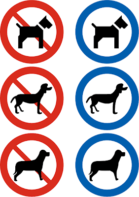 ペットマーク(犬/dog)