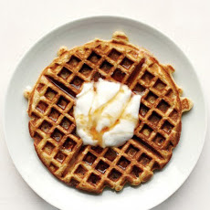 Yogurt Waffles