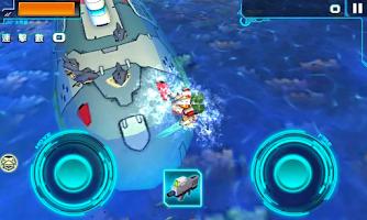 Screenshot of 機甲格鬥2