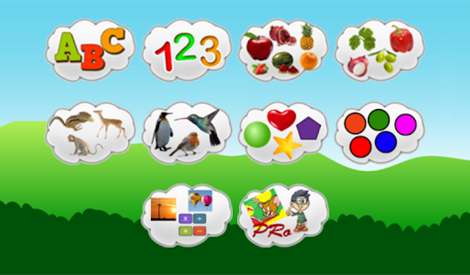 Kids Learning Free - screenshot