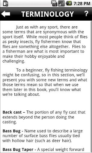【免費書籍App】Fly Fishing-APP點子