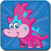 APK Game Toddlers Happy Dinos for BB, BlackBerry