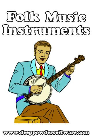 Folk Music Instruments