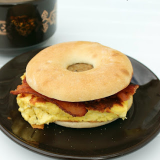 Ranch Eggs Breakfast Sandwich
