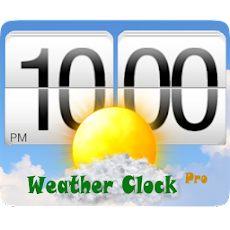 Weather Clock Pro Apk