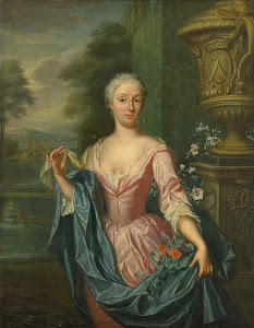 RIJKS: Hieronymus van der Mij: painting 1757