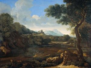 RIJKS: Gaspard Dughet: painting 1645