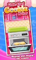 Screenshot of Cookies Maker - Cooking Game