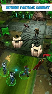 APK Game Captain America: TWS for iOS